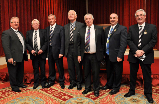 Pic N of Scot FA past and present Offcials with Campbell sized