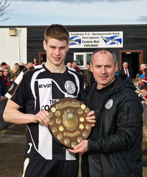 Young Player - Marc MacGregor